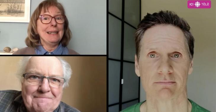 François Morency nous offre une nouvelle capsule de Discussions avec mes parents en mode confinement