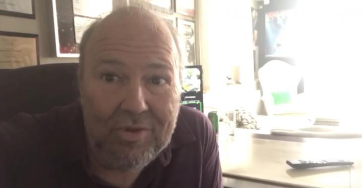 Jean-Marc Parent donne des nouvelles de son état de santé, après avoir été hospitalisé il y a quelques jours