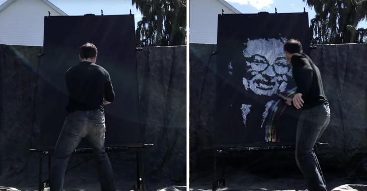 Un artiste québécois rend hommage au Dr Arruda et sa vidéo est en train de faire le tour du Web