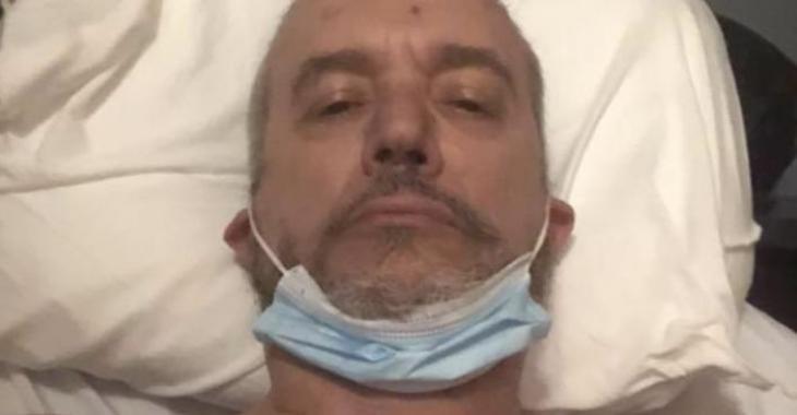 DERNIÈRE HEURE: Dan Bigras sérieusement blessé dans un accident de VTT