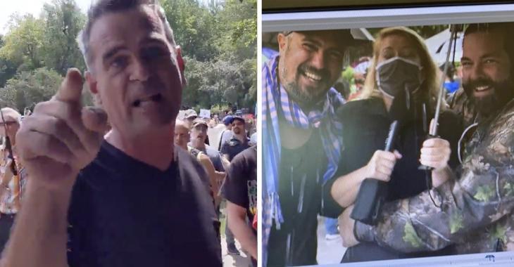 TVA émet une déclaration suite à l'agression de deux journalistes par des manifestants anti-masque