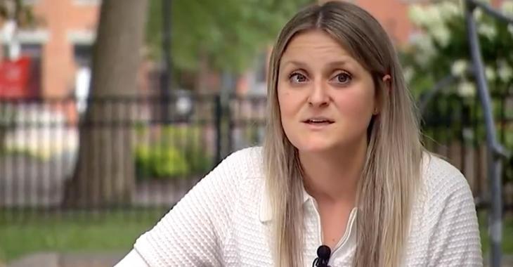 Geneviève Morin donne une longue entrevue à TVA au sujet de sa dénonciation de son ex Julien Lacroix