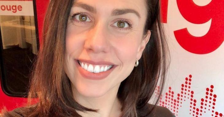 Julie St-Pierre publie une photo et on apprend le sexe de son bébé