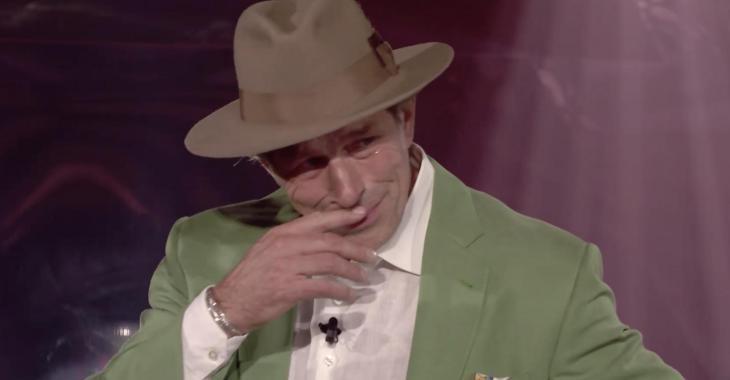 À VOIR: Voici la séquence où Marc Bergevin éclate en sanglots en direct à La semaine des 4 Julie