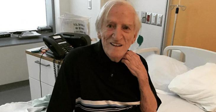 Jean-Marie Lapointe donne des nouvelles de la santé de son père
