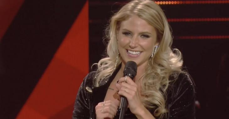 Michaela Cahill pourrait causer toute une surprise, en grande finale de La Voix