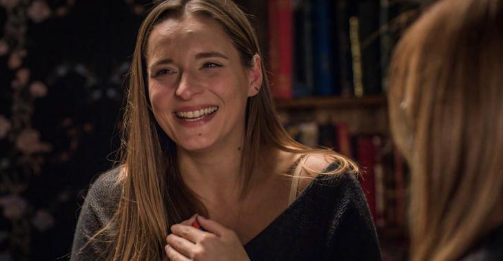 Catherine-Audrey Lachapelle publie un message plein d'émotion suite à l'épisode de jeudi de District 31